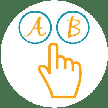choose option A or B